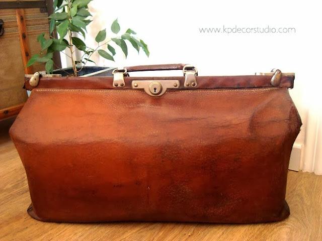 Comprar maletín antiguo de médico