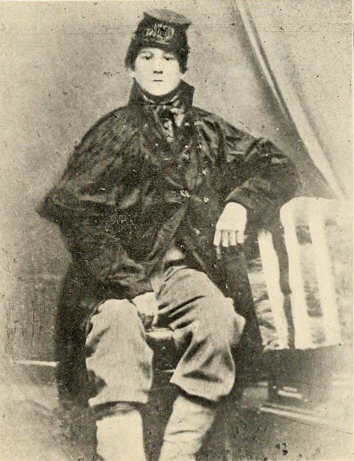 Edward Spangler Pennsylvania...