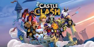Cara mudah mendapatkan Hero Legend Castle clash : Konflik Kastil