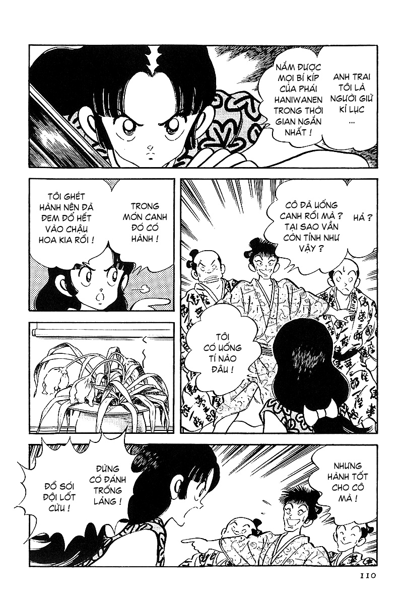 Nijiiro Togarashi - Ớt Bảy Màu chap 23 - Trang 16