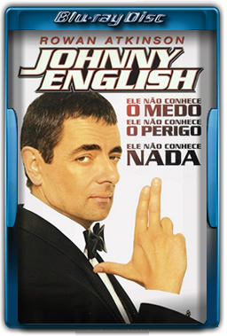 Johnny English Torrent Dublado