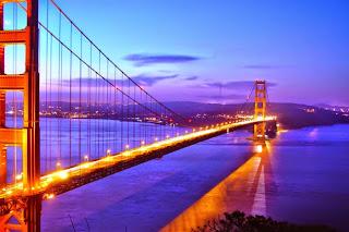 Puente Golden Gat - Estructura Metálica Tipo Colgante