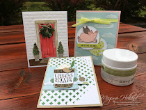 Embossing Paste Class (9/17/17)