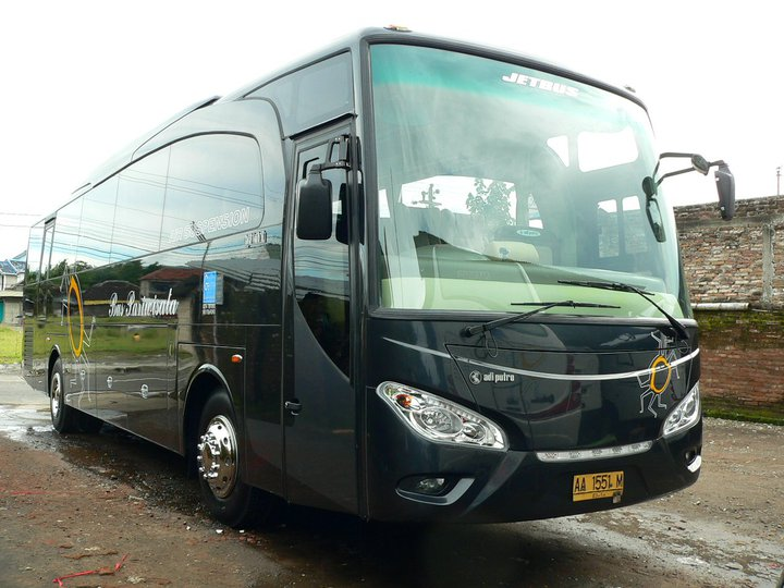 Sewa Bus Pariwisata Jogja - PO GEGE Transport Jogja