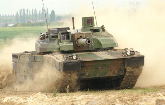 Tank Leclerc