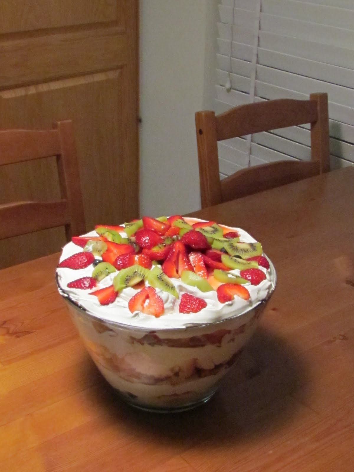 Cool Whip Fruit Salad