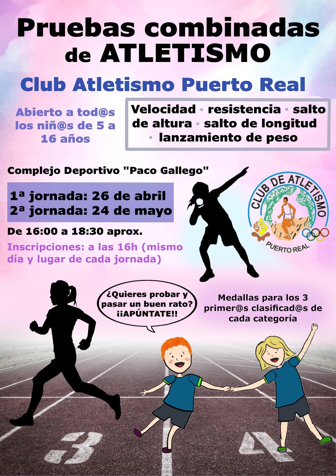 Pruebas combinadas 2019 C.A. Puerto Real