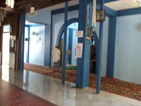 dalam masjid an nashoha