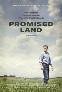 Promised Land (2012 &#8211; Matt Damon, Frances McDormand and John Krasinski)