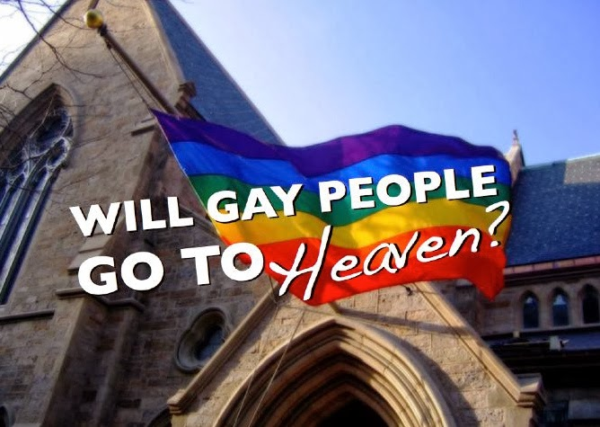 Will Gay People Go To Heaven 117