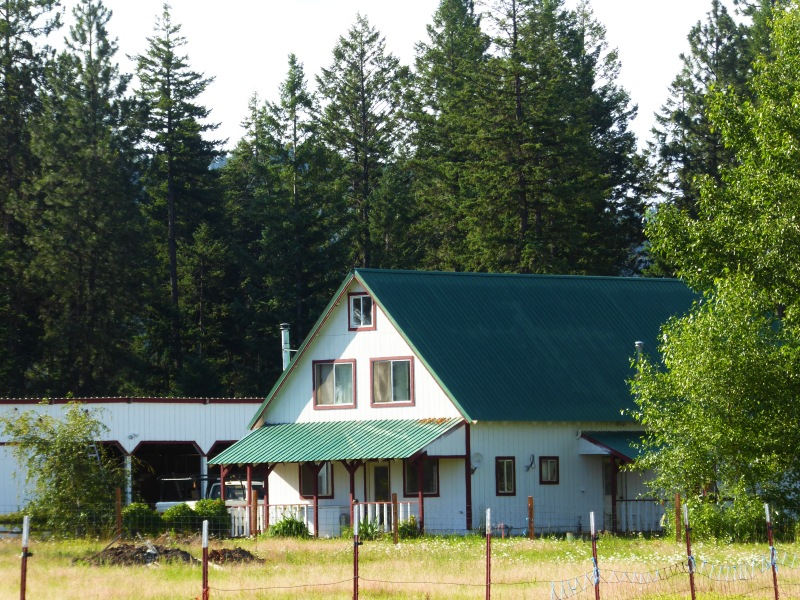 Our homestead is for sale!