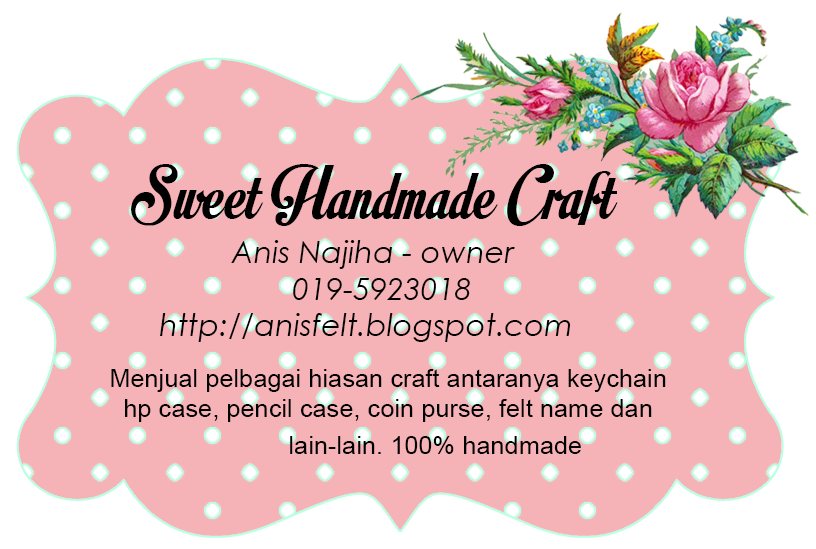 Sweet Handmade Craft