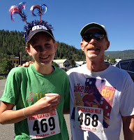 Truckee's Firecracker Mile produced fast times and big numbers