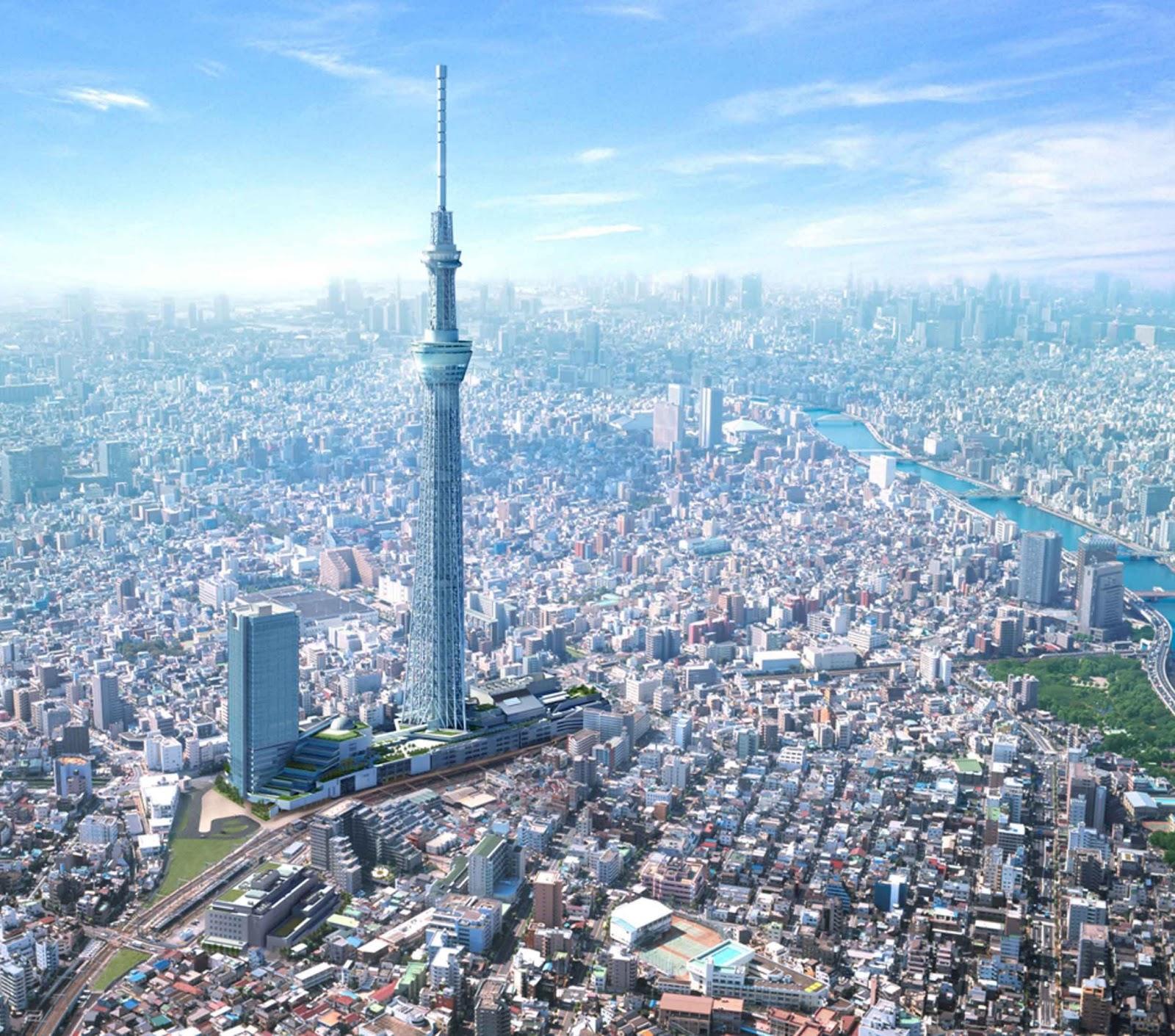 Tokyo japan travel guide tourist destinations for Visit tokyo