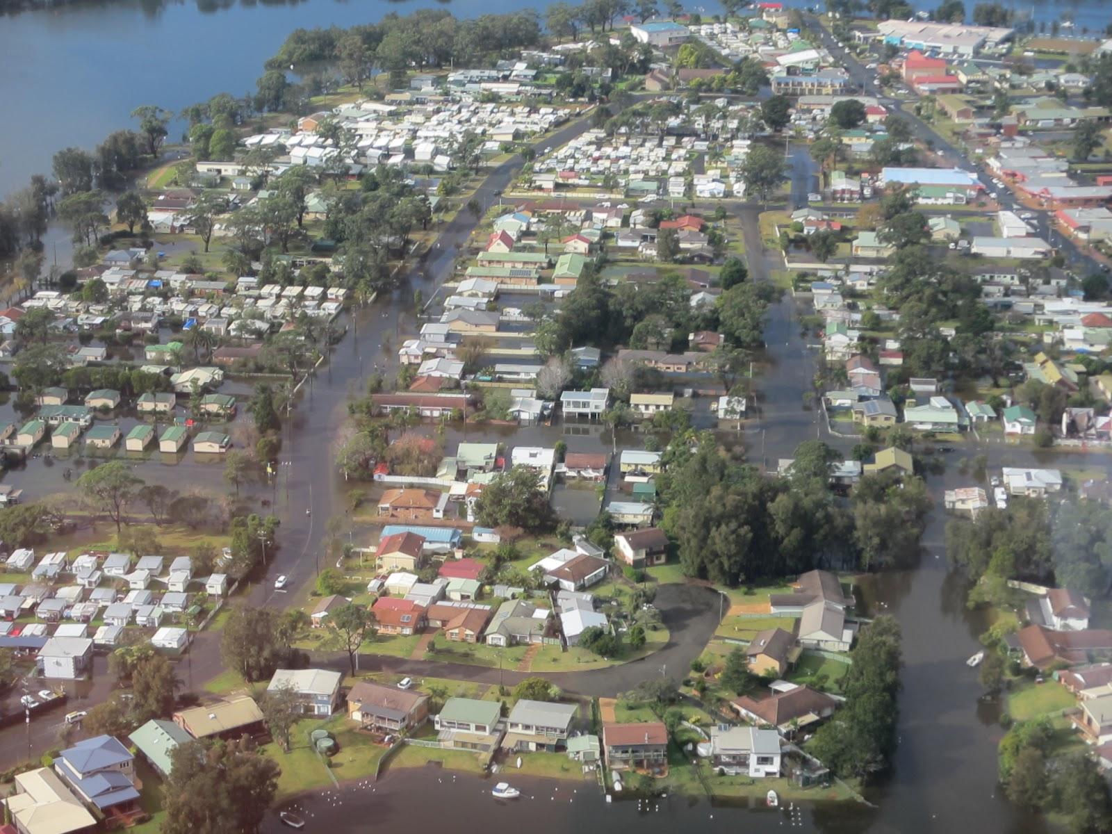 sussex inlet flood photos