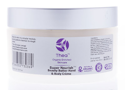 Thea Skincare, Super Nourish Beauty Butter Hand and Body Creme