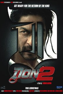 Don 2 (2011 – Shah Rukh Khan, Florian Lukas and Om Puri)