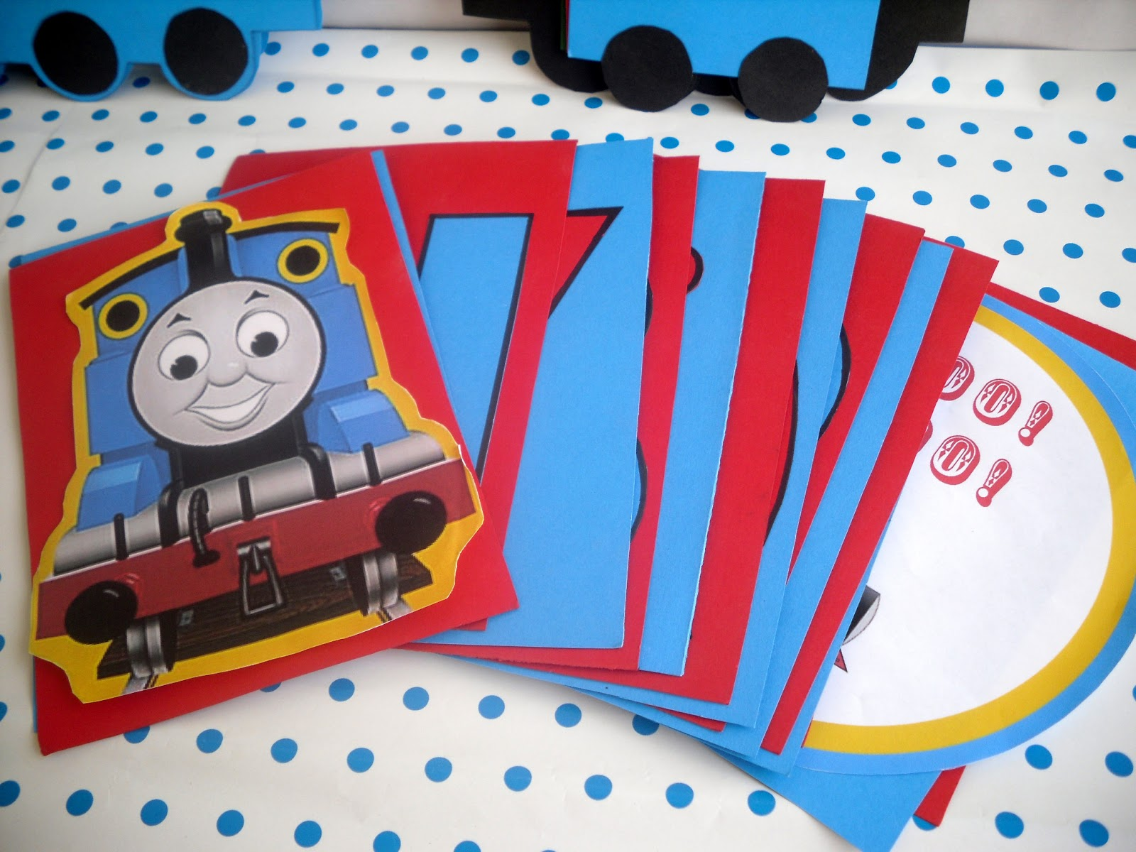 The Blooming Orchids Thomas Train Party With Free Printables