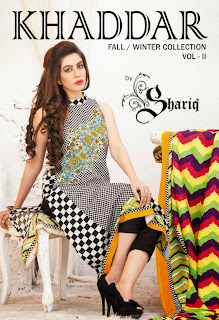 Khaddar by Shariq Vol 2