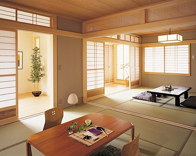 Victories tatami talks for Japanese tatami room design