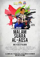 Malam Suara Al Aqsa 2013: Aku Kalis Peluru