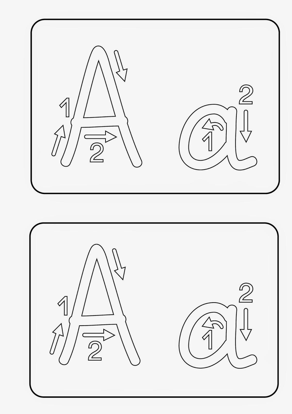 Alphabetisierung material