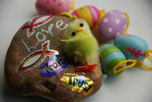 image of easter related things