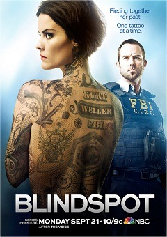 Blindspot - Ponto Cego 1ª Temporada Séries Torrent Download capa