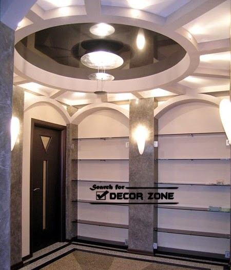 25 original false ceiling designs with integrated lighting