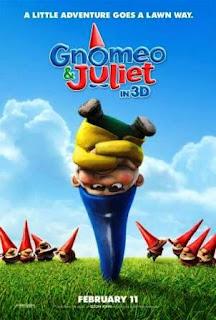 Gnomeo y Julieta (2011).