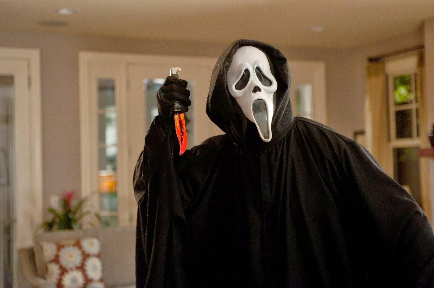 Ghostface es un clásico del cine de terror