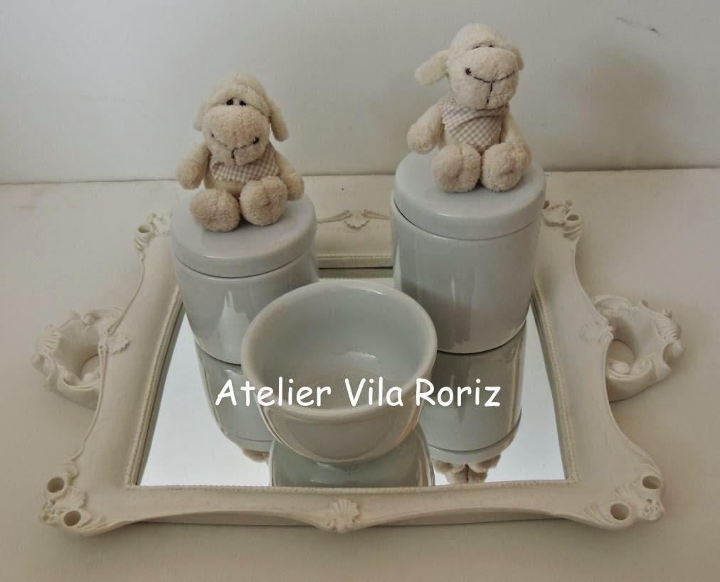 Atelier Vila Roriz Promoção Mês de Maio!!!!! Decoração Quartos de Bebê Ovelh