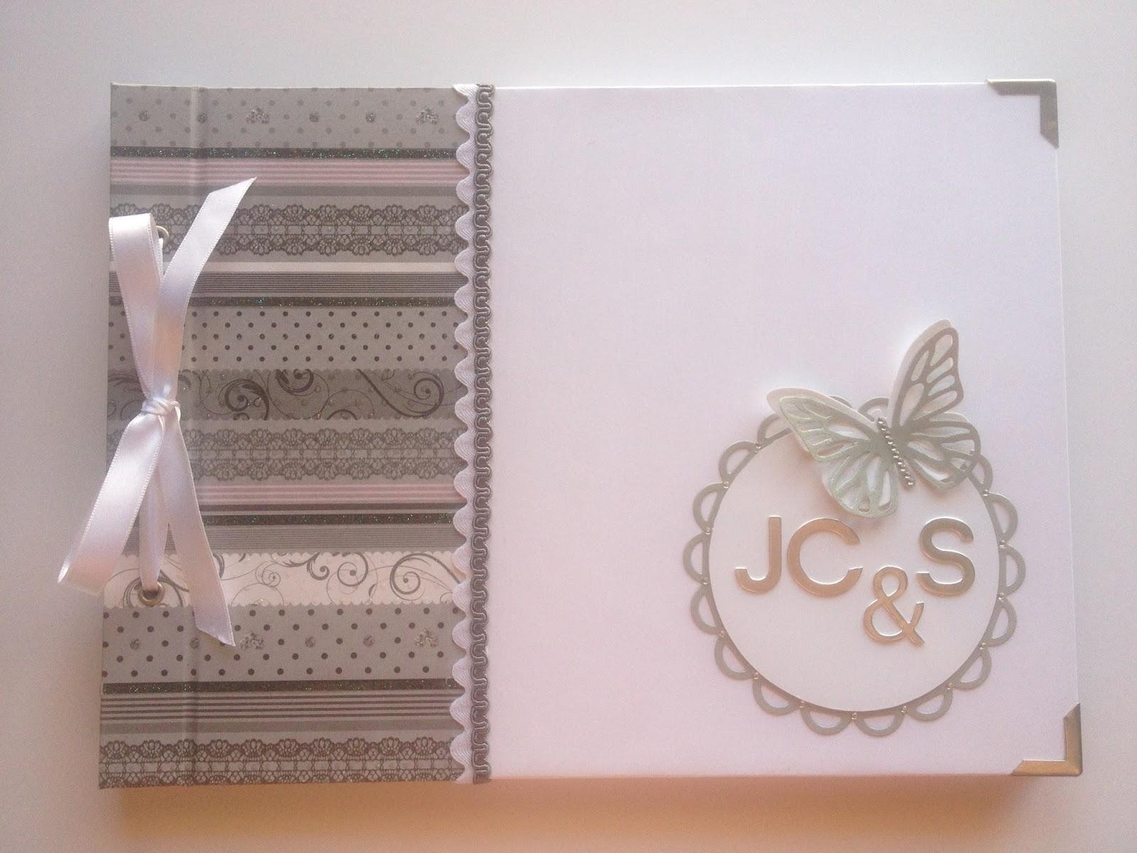 Libro de firmas para boda - Libros para decorar ...