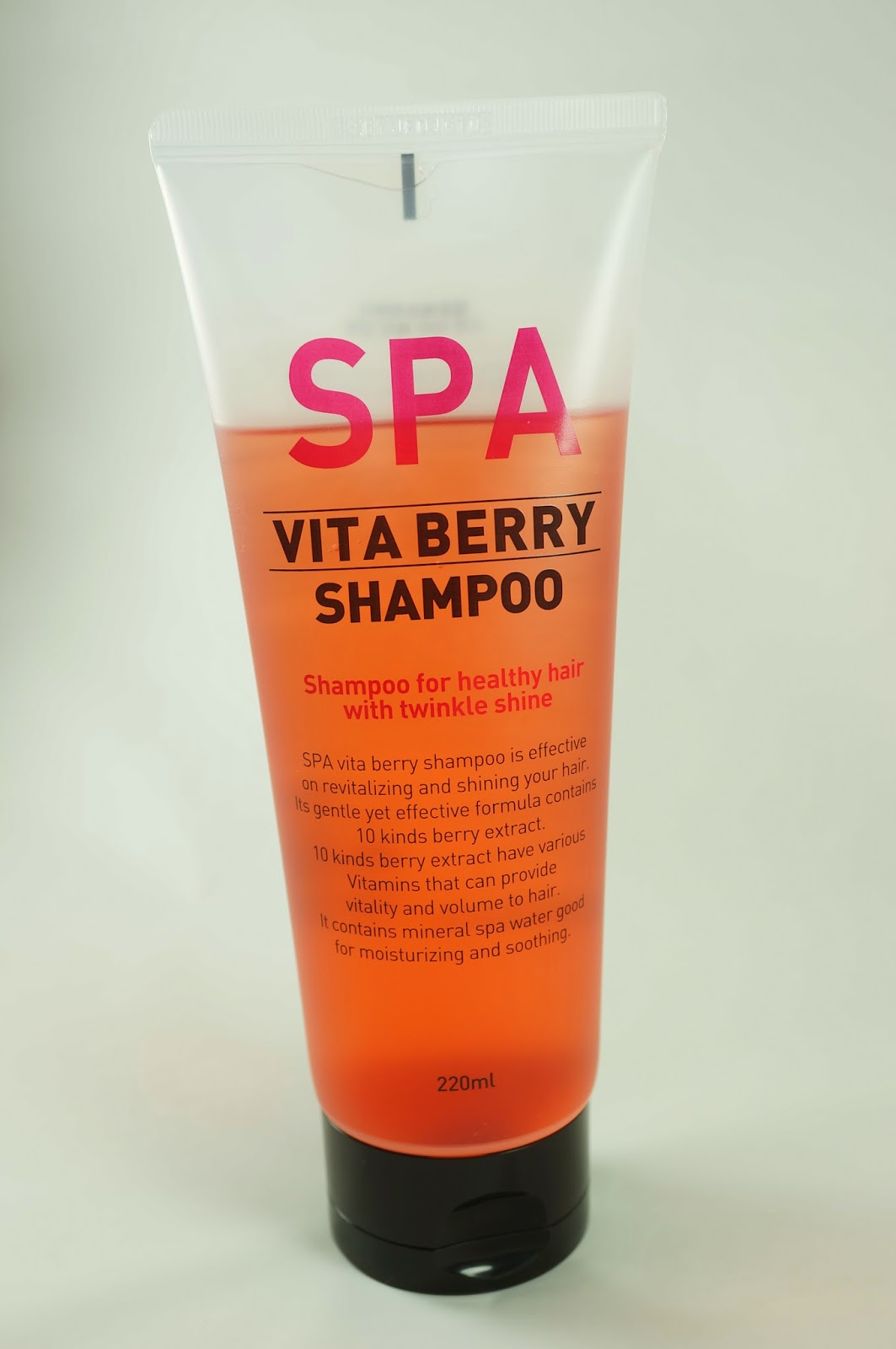 Memebox Scentbox #6 Sweet Shop Unboxing Review Hello Everybody SPA Vita Berry Shampoo