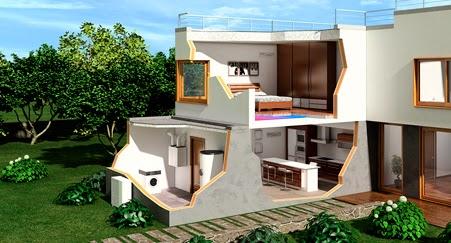 no se han dado cuenta que la demanda de casas ecolgicas cada vez es ms demandada y ya se empiezan a ver modernas eficientes