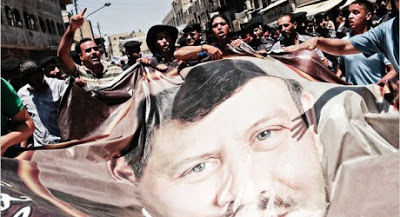 la proxima guerra rey Abdullah protestas jordania primavera arabe amman