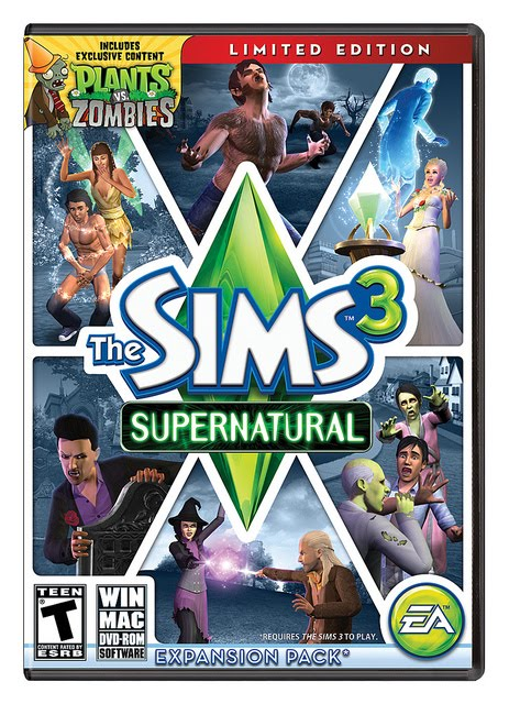 download sims supernatural free