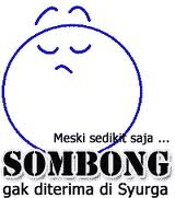sombong