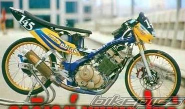 Motor Makin Kenceng {KNS}