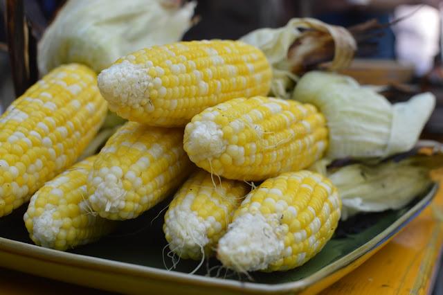 Corn - Impromptu BBQ - The City Dweller