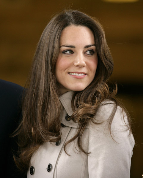 kate middleton hair style. Kate Middleton Long Hairstyles
