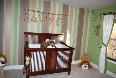 Oh !! La La .....BeBe: Ideas para Decorar el cuarto del Bebe con ...