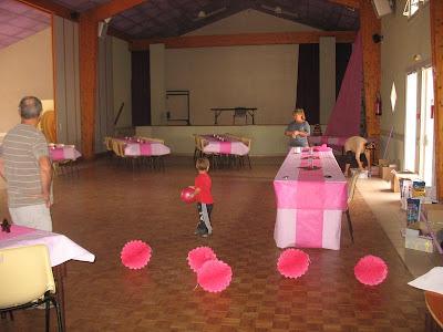 Mariage gourmand la d coration sur le theme de la gourmandise - Comment disposer les tables pour un mariage ...