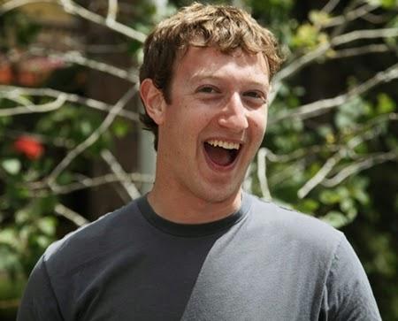 Mark Elliot Zuckerberg - www.NetterKu.com : Menulis di Internet untuk saling berbagi Ilmu Pengetahuan!