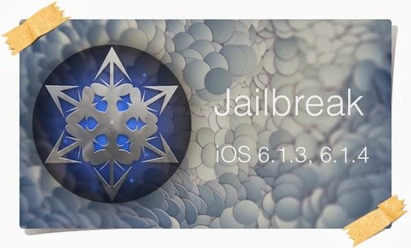 6.1.3 / 6.1.4 untethered jailbreak