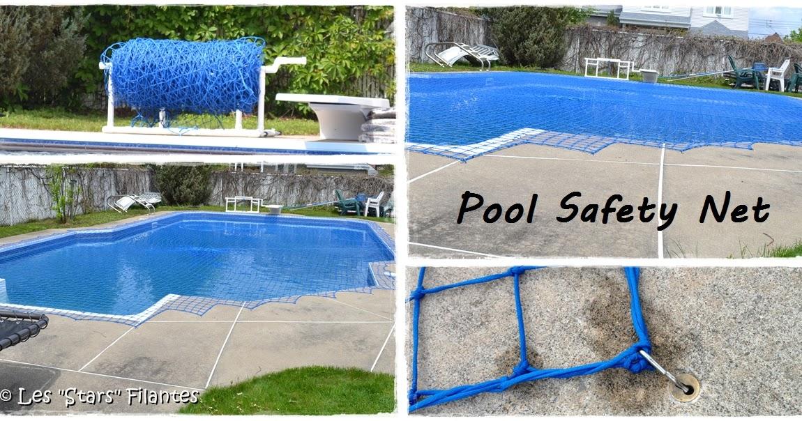 Les quot stars filantes protéger sa piscine différemment