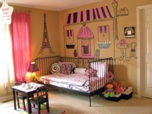 dormitorio para niña original