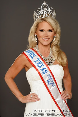 Mrs. Texas United States