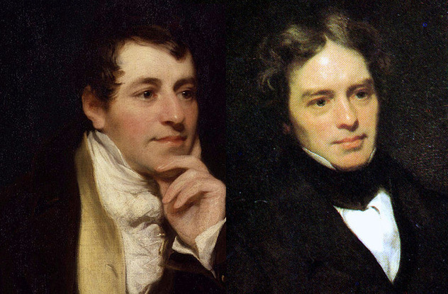 Davy and Faraday