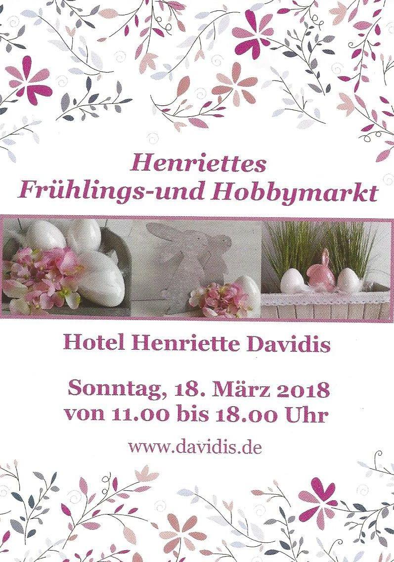 Henriettes Frühlingsmarkt